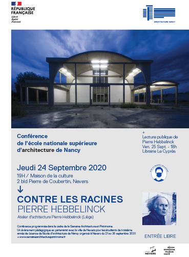 Pierre Hebbelinck: Nevers