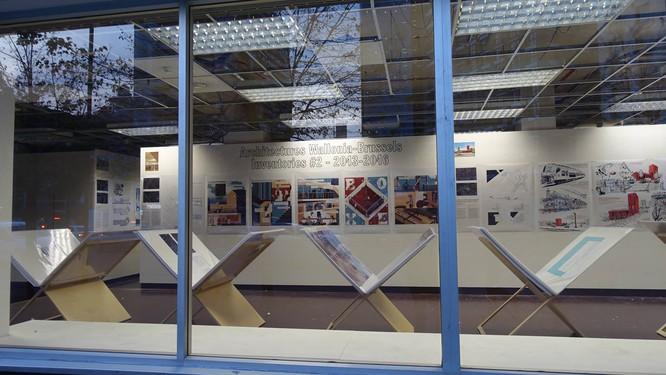 Inventaires#2 à la Triennale  d'architecture de Bucarest