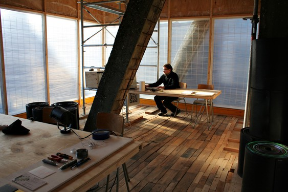 Rotor : Lauréat du Global Award for Sustainable Architecture 2015