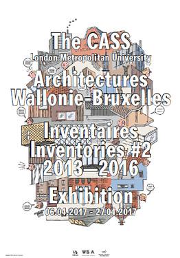 Inventaires#2 - Exposition à Londres