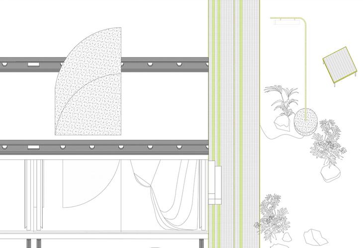 SNCDA : Pavillon luxembourgeois - Biennale d'architecture de Venise 2021