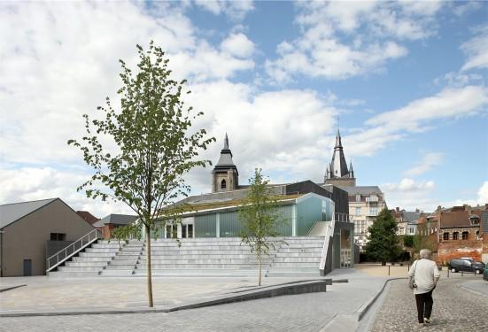 Espace culturel Victor Jara