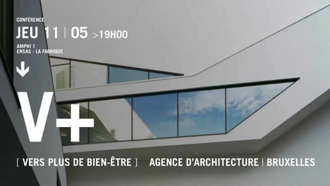 V+: lecture in Strasbourg