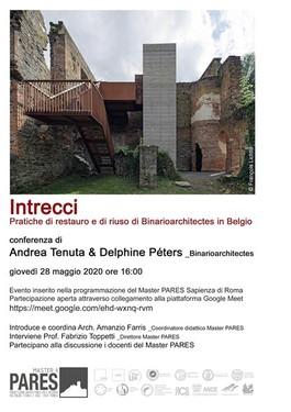 Binario: Conférence – Rome