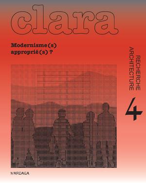 CLARA n°4 Architecture/Recherche