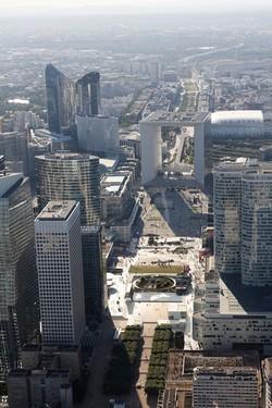 BAUKUNST: Winner La Défense - Paris