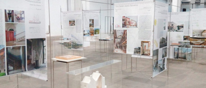 Exposition EU Mies Award à Barcelone