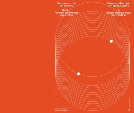 ROTOR participe à la Biennale suisse du territoire à Lugano
