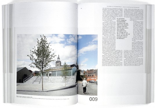 Inventaires#0 Architectures Wallonie-Bruxelles (2005-2010)