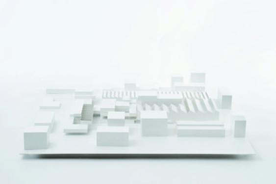 Projet - Ecole des Beaux Arts - Nantes, par Lhoas & Lhoas