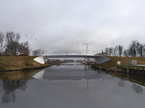 Ney & Partners : gagne le concours du Pont Boekelose, Hengelo (NL)
