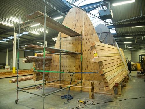 NP-BRIDGING and Ney & Partners WOW design a pavilion for Nijmegen (NL)