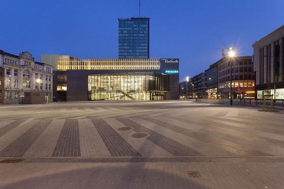 MIPIM AWARDS : 4 Belgian projects nominated