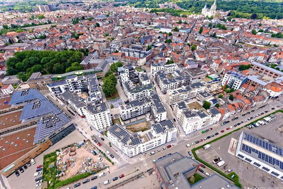 Belgian projects competing for the MIPIM Award 2020