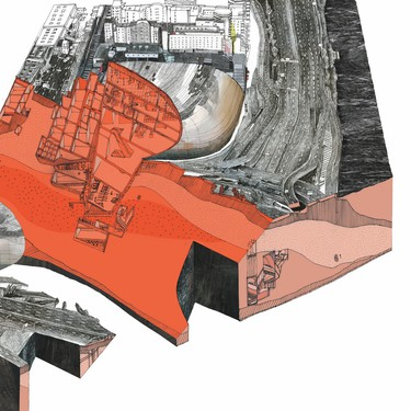 Eva Le roi: Illustration - Venice Biennale 2018
