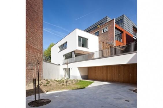 Dubrucq housing urbanplatform wallonie bruxelles architectures - Plus logement definition ...