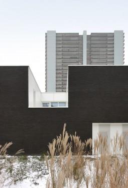 Cr che gaucheret mdw architecture wallonie bruxelles for Dujardin 007