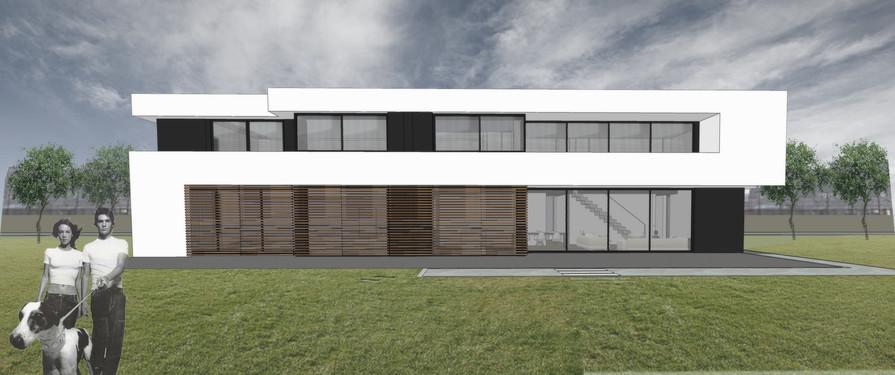 Quatre maisons individuelles. Aiseau-Presles -Belgique ...