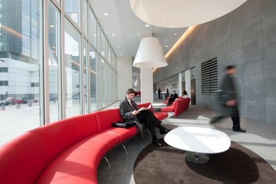Zenith building cerau architects partners wallonie bruxelles