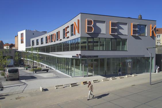 Pierre blondel architectes wallonie bruxelles architectures