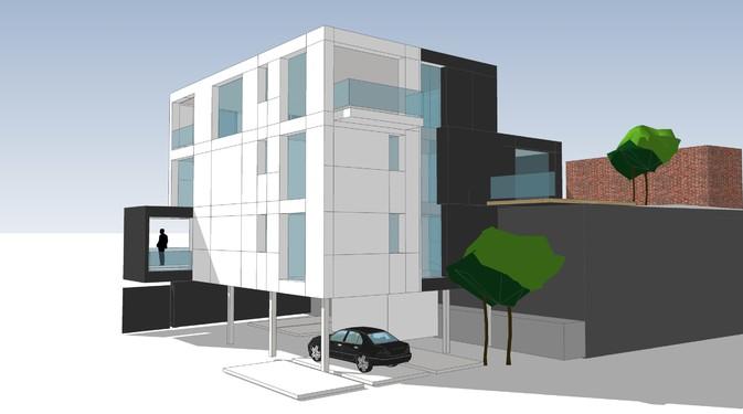 Immeuble passif p plan bureau d architectes sprl wallonie