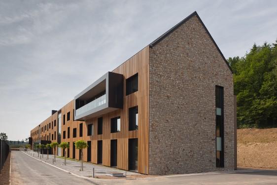 Aupa sprl architectes urbanistes paysagistes associ s for Architecte bruxelles