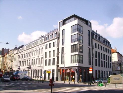 Jacqmain bureau d 39 architectes emmanuel bouffioux sprl for Architecte bruxelles