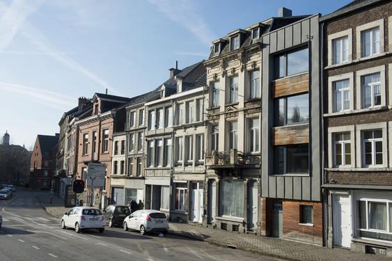Fhw architectes wallonie bruxelles architectures for Architecte bruxelles