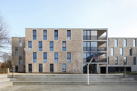 Ledroit pierret polet architectes wallonie bruxelles for Architecte bruxelles