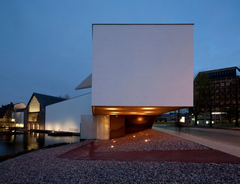 Bureau architecture mons: mons parc scientifique initialis