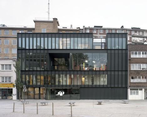 Vers plus de bien être v wallonie bruxelles architectures