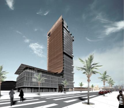 Anp casablanca d lices architectes scprl wallonie for Architecte casablanca
