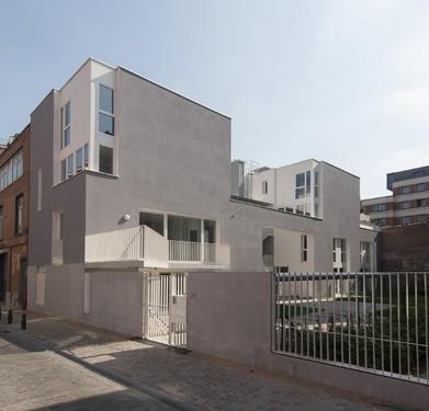 Atelier Gigogne sprl / Wallonie-Bruxelles Architectures