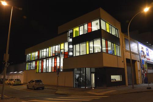Bureaux Créative Architecture à Liège Créative Architecture Sprl