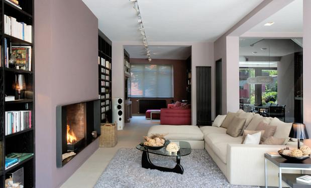 House c greenarch architecture environment sprl for Salon professionnel decoration