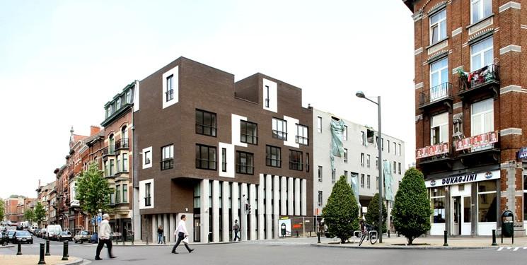 J rusalem arjm architecture et urbanisme wallonie for Agence architecture urbanisme