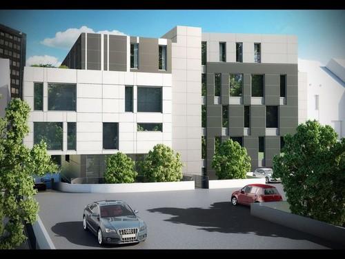 Matinau plan 9 bureau d 39 architectes sprl wallonie for Bureau d architecte